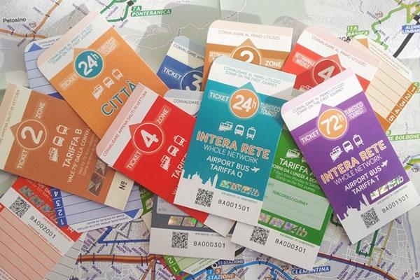 risparmia fino al 60% originale prezzo abbordabile Biglietti, tariffe e rivendite di ATB - Azienda Trasporti ...