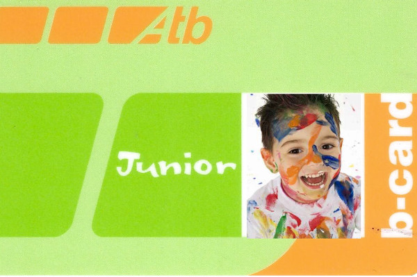 Junior b-card
